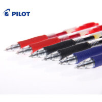 日本PILOT/百乐 BL-G2-5按挚式中性笔 G-2水笔 0.5mm顺滑