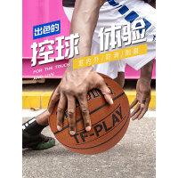 斯伯丁官方旗舰店室内外比赛耐磨篮球TF-PLAY系列篮球76-366Y