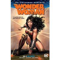 【预订】Wonder Woman Vol. 3: The Truth (Rebirth)
