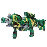 电动连发软弹枪儿童玩具枪迷彩系列可发射男生礼物 充电配置(,送护目镜和标靶)
