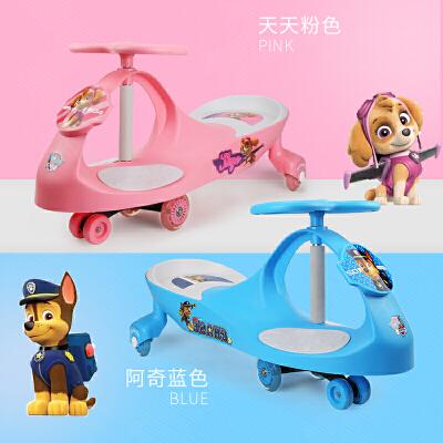 儿童扭扭车万向轮宝宝婴幼儿摇摆溜溜车1-3岁