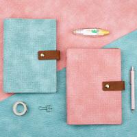 简约大学生活页可拆卸记事本创意文具日记本女商务会议记录本