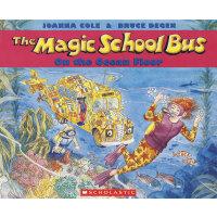 Magic School Bus on the Ocean Floor神奇校车-海底探秘 9780590414319