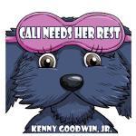 【预订】Cali Needs Her Rest