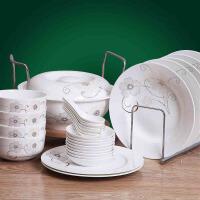 陶瓷器56头餐具碗套装 创意碗具 乔迁*品 婚庆用品结婚礼物