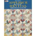 【预订】Applique Quilt Revival: Updated Patterns from the