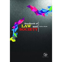 英文原版Handbook of Law and Society法律与社会手册