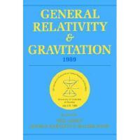 【预订】General Relativity and Gravitation, 1989:
