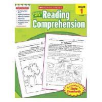 【现货】英文原版 学乐成功英语 1年级阅读理解 6-8岁 Scholastic Success With Readin
