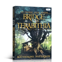 英文原版文学小说 Bridge to Terabithia 仙境之桥  纽伯瑞金奖 青少年课外经典英语读物 心灵成长  Katherine Paterson作品