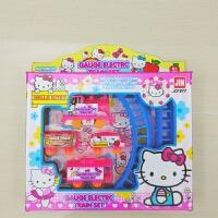 托马斯轨道车小火车儿童玩具小汽车电动套装货源工厂厂家儿童节礼物
