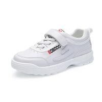 巴布豆童鞋 男童鞋2018春季新款儿童鞋轻便学生小白鞋儿童运动鞋