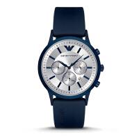 阿玛尼(ARMANI)手表 时尚三眼表盘男士运动石英腕表 AR11026/AR11048