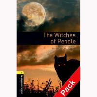 Oxford Bookworms Library The Witches of Pendle audio英语原版牛津书