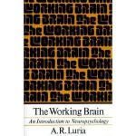【预订】The Working Brain: An Introduction to