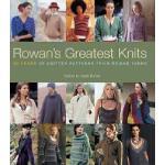 【预订】Rowan's Greatest Knits: 30 Years of Knitted Patterns