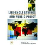 【预订】Life-Cycle Savings and Public Policy: A