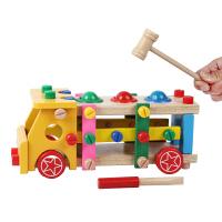儿童拆装玩具螺母拼装组合拧螺丝拆卸组装宝宝早教3-6岁周岁
