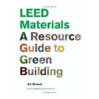 【预订】Leed Materials: A Resource Guide to Green Building