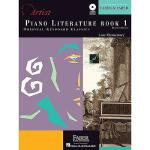 【预订】Piano Literature - Book 1: Developing Artist