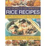 【预订】The World's 100 Greatest Rice Recipes: Classic