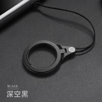 iPhone7手机挂绳短挂件指环扣可拆卸金属支架苹果x华为小米防摔链