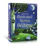 顺丰发货 英文原版绘本 Illustrated Stories for Bedtime 8个故事合集精装 亲子阅读睡前