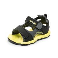 儿童凉鞋男童沙滩鞋夏季新款女童鞋子露趾宝宝休闲鞋