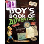 【中商海外直订】The Boy's Book of Adventure: The Little Guidebook f