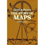 【预订】The Story of Maps