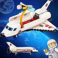 航天飞机火箭模型儿童积木6男孩子7拼装玩具8男生9智力10岁