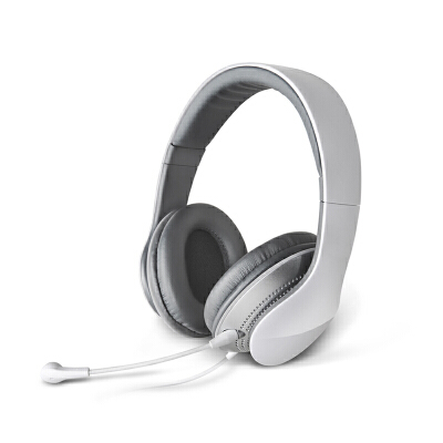 Edifier/漫步者 K830 插拔电脑耳机麦克风游戏头戴立体声耳麦 造型时尚精致 高品质 音乐享受 佩戴舒适
