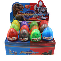 恐龙玩具模型翼龙变形恐龙金刚蛋儿童奥特蛋会动仿真小霸王龙男孩