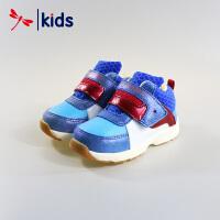 红蜻蜓童鞋男童小童宝宝休闲防滑慢跑鞋