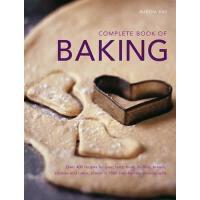 【预订】Complete Book of Baking: Over 400 Recipes for Pies