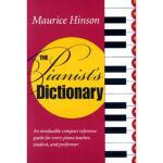 【全新直发】The Pianist's Dictionary Maurice Hinson 9780253216823