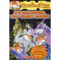 Halloween? What a Fright!(Geronimo Stilton #11)老鼠记者11ISBN97