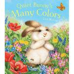 【预订】Quiet Bunny's Many Colors