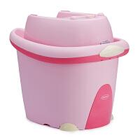 浴盆浴桶洗澡桶宝宝沐浴桶可坐 婴儿洗澡盆大号小孩儿童