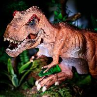 玩具恐龙蛋暴龙12岁 仿真恐龙玩具大号霸王龙动物模型儿童男孩套装