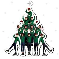 EXO-K:十二月的奇迹(韩文)(CD)