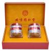同仁堂(TRT) 西洋参切片 50g*2瓶/盒 +礼品袋 礼盒装  不宜与藜芦同用