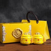 茶叶礼盒装礼品长辈红茶实用