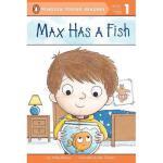 【预订】Max Has a Fish