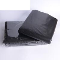 大号加厚黑色酒店物业60cm80环卫大码90塑料袋100超大120大垃圾袋 加厚