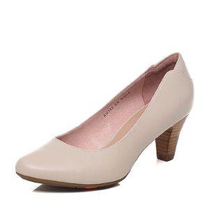 BATA/拔佳春季专柜同款胎牛皮女鞋AD302AQ6