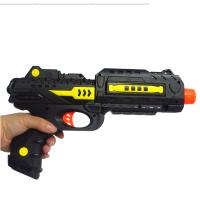 软弹枪水弹枪两用儿童玩具枪 男孩玩具枪可发射子弹非电动[手枪版]
