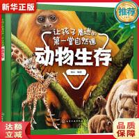 让孩子着迷的第一堂自然课――动物生存 童心 化学工业出版社9787122337313【新华书店 购书无忧】