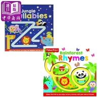 【中商原版】费雪童书绘本2册 英文原版 Fisher Price 儿童绘本