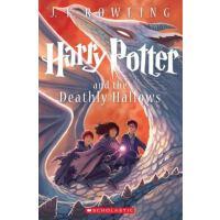 【现货】英文原版 哈利波特与死亡圣器 卷7大结局 Harry Potter and the Deathly Hallo
